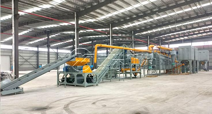固体废物处理回收设备